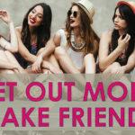 Socializing reduce stress