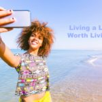 Taking Selfies, Vacationing and Enjoy Life